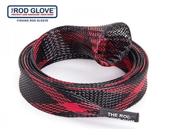Rod Glove Casting - Black/Red